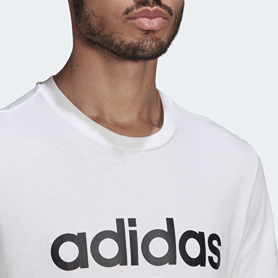 Picture of ESSENTIALS EMBROIDERED LINEAR LOGO T-SHIRT