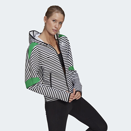 Picture of adidas Z.N.E. Sportswear Stripe Allover-Print Hoodie