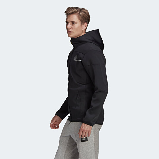Picture of adidas Z.N.E. Sportswear Innovation Motion Full-Zip Hoodie