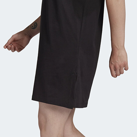 Picture of Adicolor Classics Roll-Up Sleeve Tee Dress