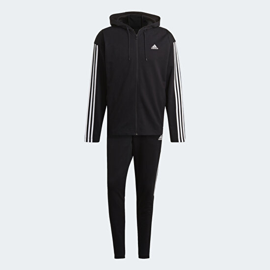 Picture of adidas SPORTSWEAR RIBBED INSERT TRACKSUIT
