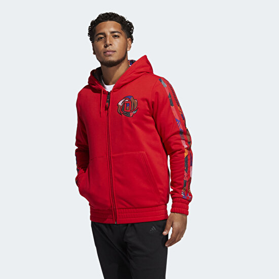 Picture of Mic D Rose CNY Hooded Sweatshirt