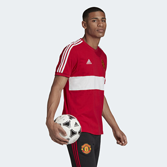 Picture of Manchester United 3-Stripes Tee