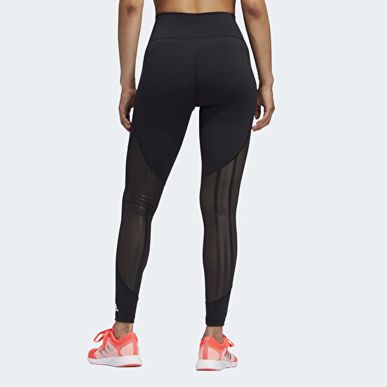 Picture of Believe This 2.0 3-Stripes Mesh Long Tights
