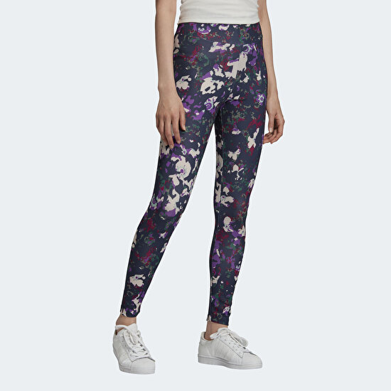 Picture of Allover Print Tights