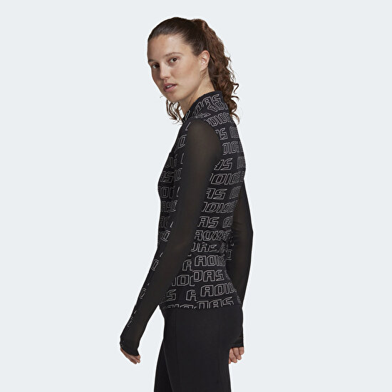 Picture of Stretchy Half-Zip Tee