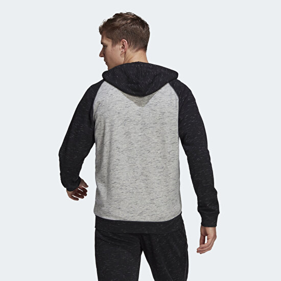 Picture of Essentials Mélange Small Logo Hoodie