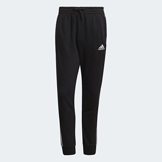 Picture of Essentials French Terry Tapered Cuff 3-Stripes Pants