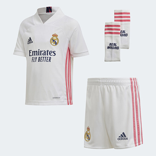 Picture of Real Madrid 20/21 Home Mini Kit