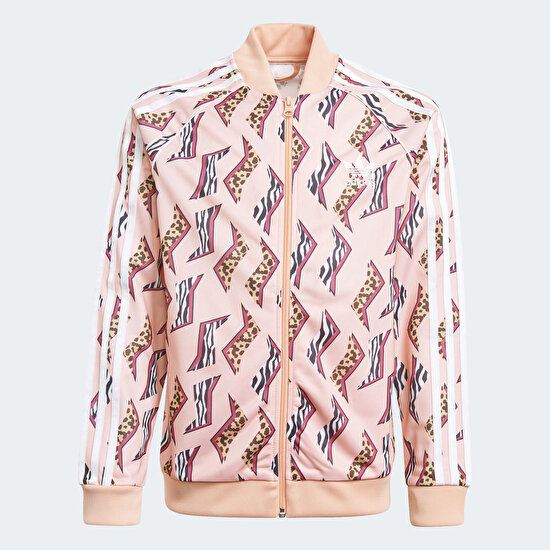 Picture of Allover Print SST Track Jacket