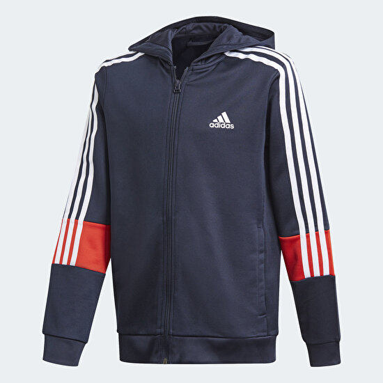 Picture of 3-Stripes AEROREADY Primeblue Hoodie