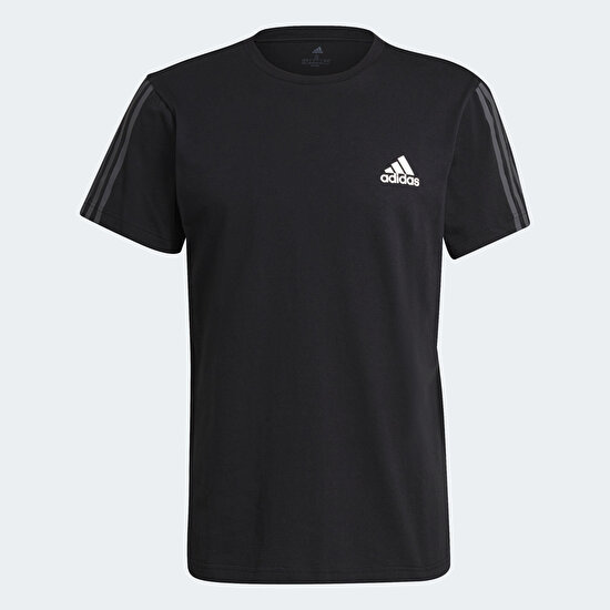 Picture of Essentials Cut 3-Stripes Tee