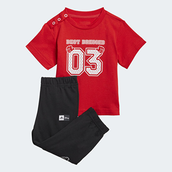 Picture of adidas x Disney Tee and Pants
