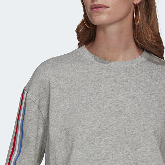 Picture of Adicolor Tricolor Oversize Tee
