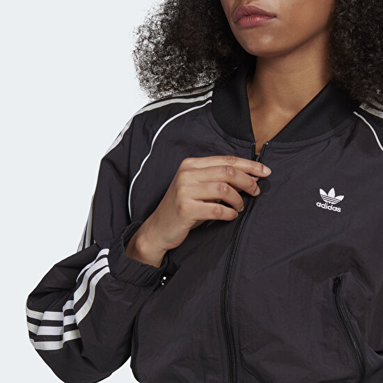 Picture of Adicolor Classics Cropped Fashion Track Jacket