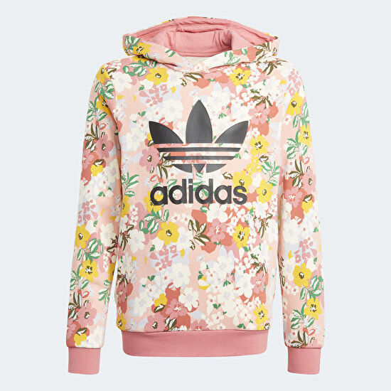 Picture of HER Studio London Floral Hoodie