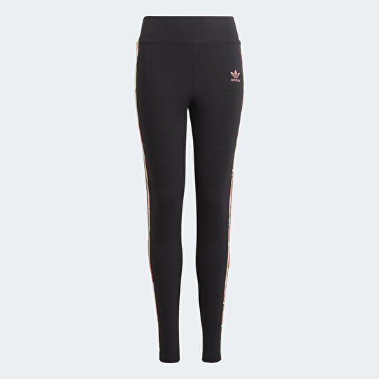 Picture of HER Studio London Floral High-Waisted Leggings