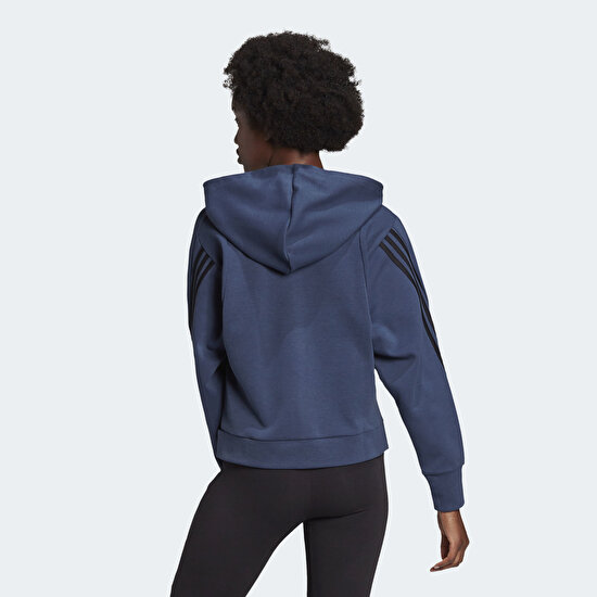 Picture of adidas Sportswear Wrapped 3-Stripes Full-Zip Hoodie