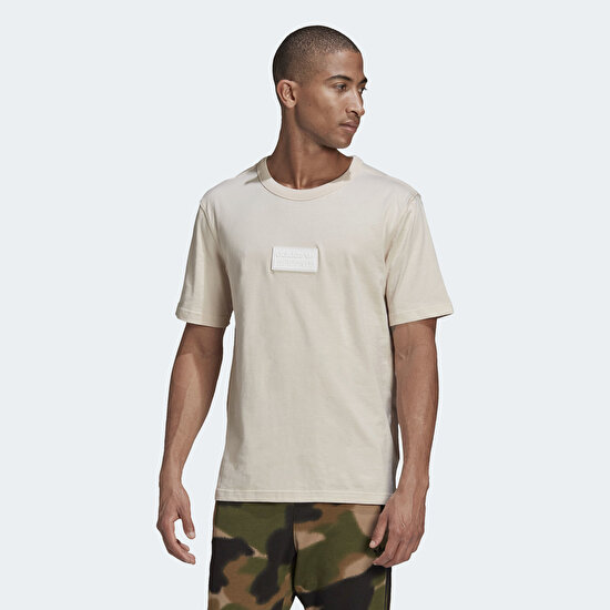 Picture of R.Y.V. Silicone Badge Tee