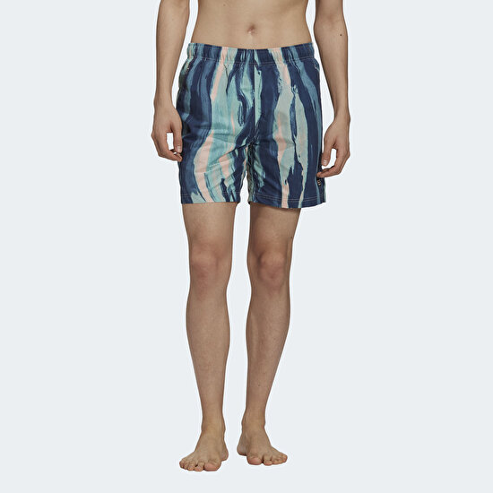 Picture of R.Y.V. Graphic Swim Shorts