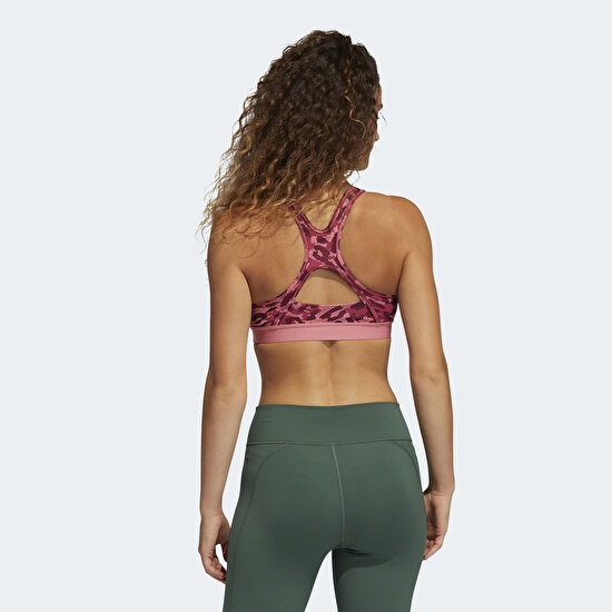 Picture of Believe This Graphic Bra