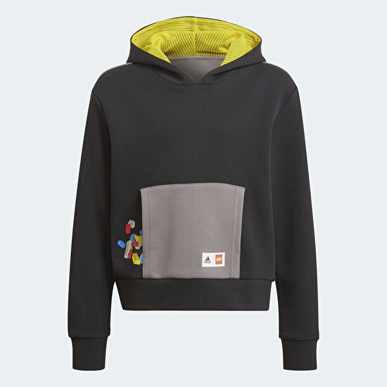 Picture of LEGO® Bricks Boxy Hoodie
