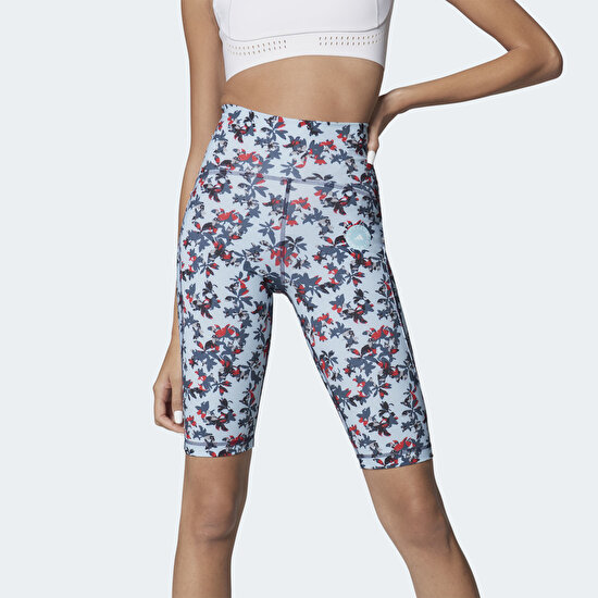 Picture of adidas by Stella McCartney TruePurpose Allover Print Cycling Tights