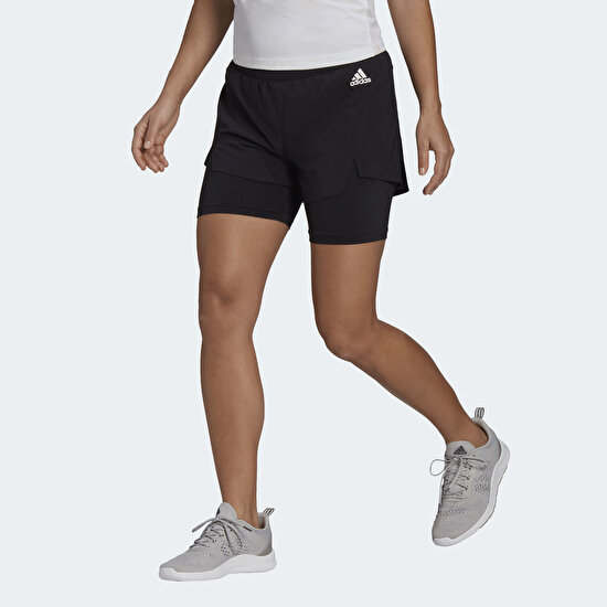 Picture of Primeblue Designed To Move 2-in-1 Sport Shorts