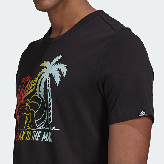 Picture of AEROREADY Vacation Graphic Tee