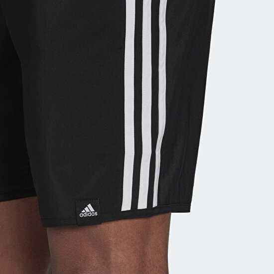 Picture of Classic-Length 3-Stripes Swim Shorts