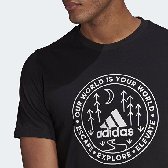 Picture of Explore Nature Graphic Tee