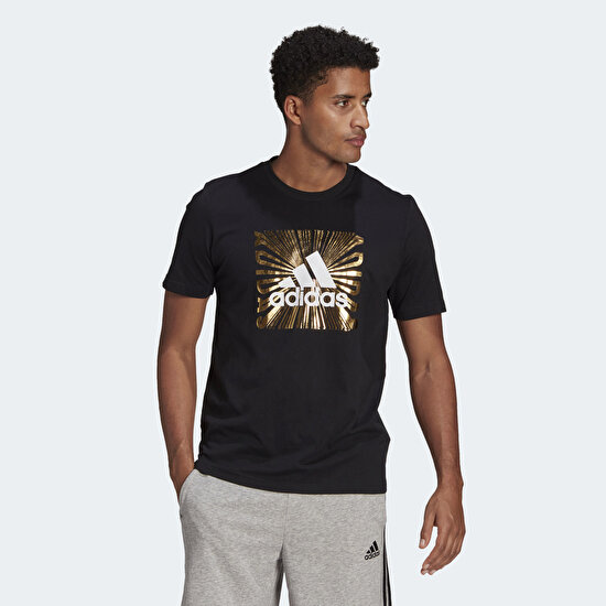 Picture of Extrusion Motion Foil Graphic Tee