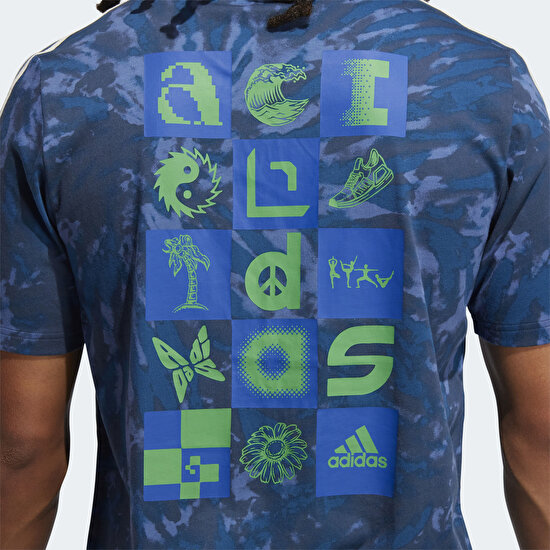 Picture of Summer Sport Graphic Tee