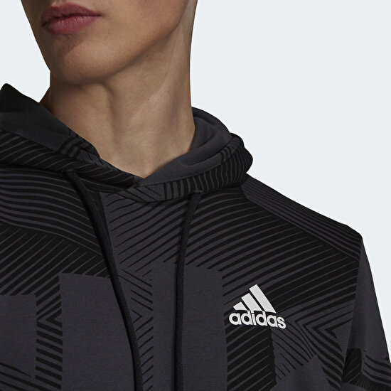 Picture of adidas Sportswear Graphic Hoodie