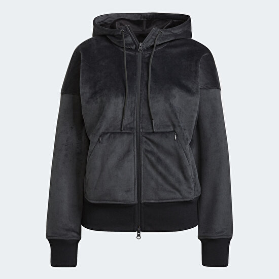 Picture of adidas Sportswear Future Icons Corduroy Hoodie